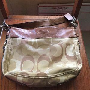 Coach medium C purse